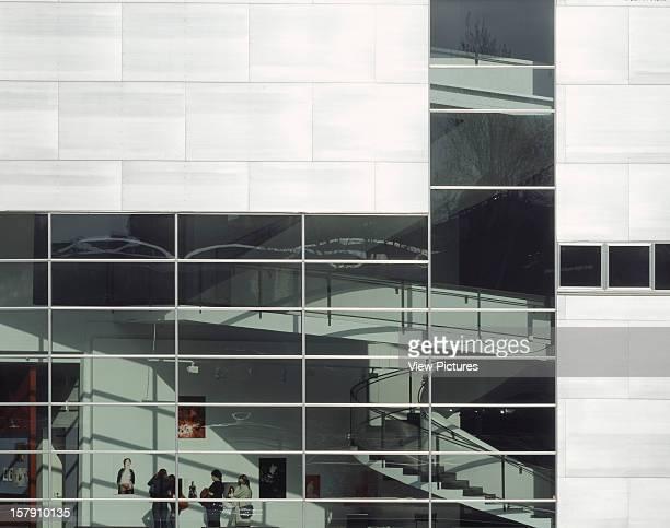 Museum Of Contemporary Art Kiasma Helsinki Finland Architect Steven Holl Museum Of Contemporary Art Kiasma Aluminium Panels And Glazing Sunny