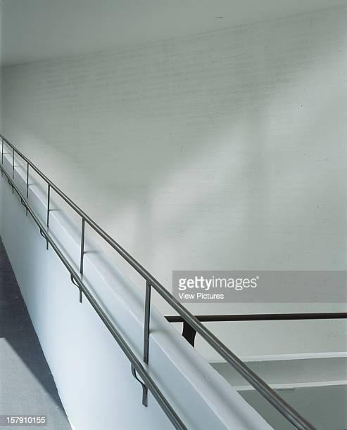 Museum Of Contemporary Art Kiasma Helsinki Finland Architect Steven Holl Museum Of Contemporary Art Kiasma Handrails And Reflections