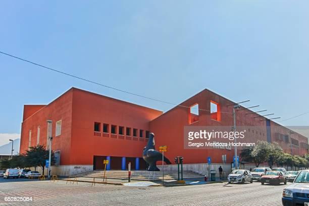 museum of contemporary art - monterrey, mexico - museo de arte contemporáneo fotografías e imágenes de stock