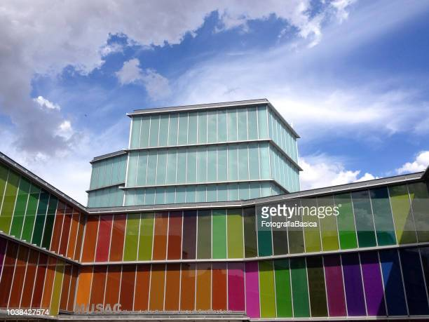 Museum of Contemporary Art of Castilla and Leon (MUSAC), Spain