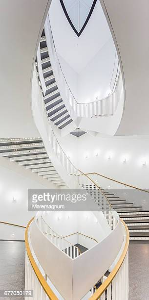 museum of contemporary art (mca), the stair - museo de arte contemporáneo fotografías e imágenes de stock