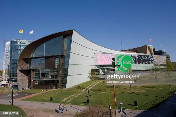 Museum of Contempory Art Kiasma.