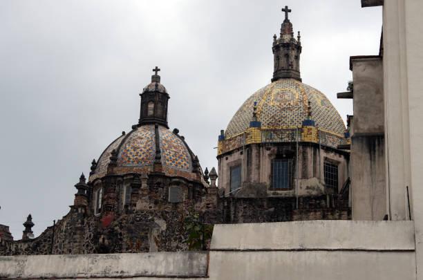 Museum of El Carmen (Museo de El Carmen), San Ángel, Mexico City, Mexico
