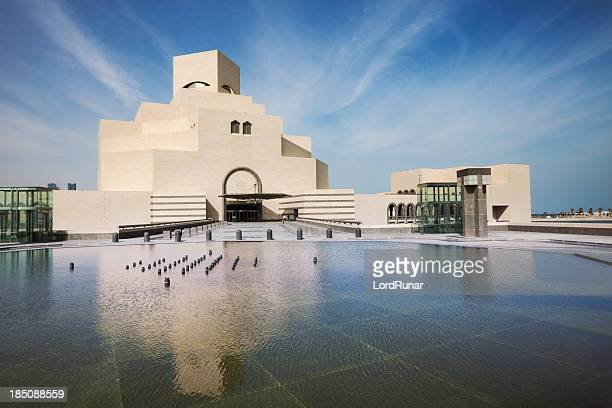 museum of islamic art - museum stock pictures, royalty-free photos & images