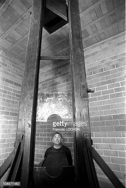 Museum of Justice and Punishment in Fontaine de Vacluse France on November 17 1995