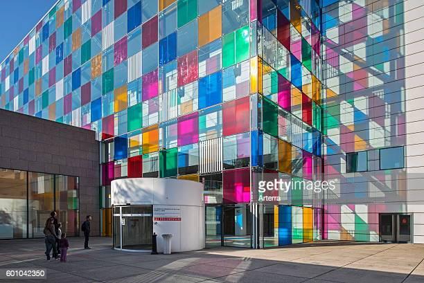 Museum of Modern and Contemporary Art / Musee d'Art Moderne et Contemporain de Strasbourg / MAMCS Alsace France
