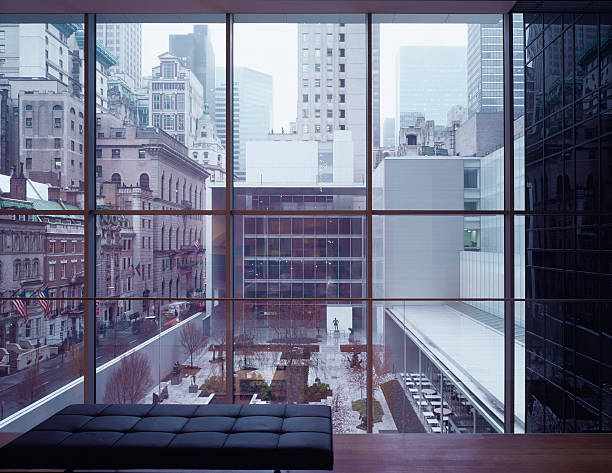 NY: 7th November, 1929 - New York's Museum Of Modern Art Opens