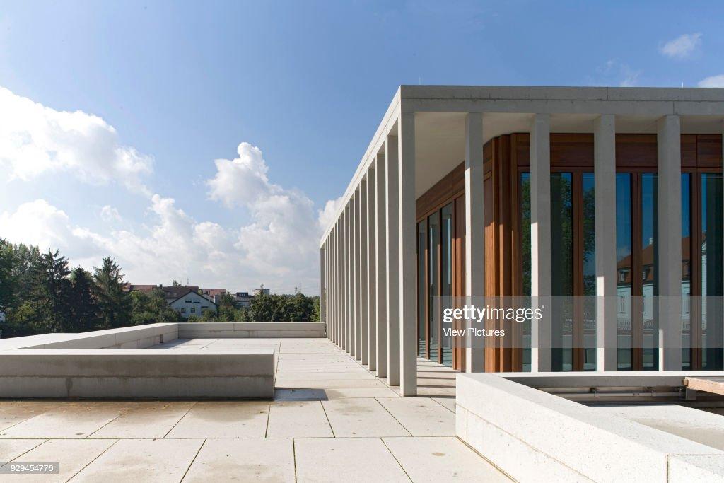 Architects Stuttgart museum of modern literature stuttgart germany architect david
