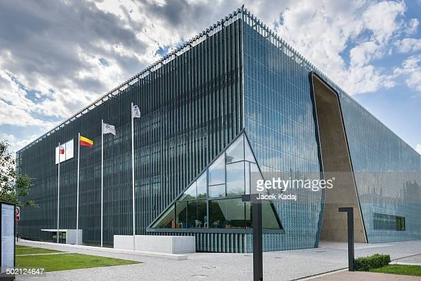 Museum of the History of Polish Jews, built in years 2009-2013, documents the millennial tradition of Jews in Poland.