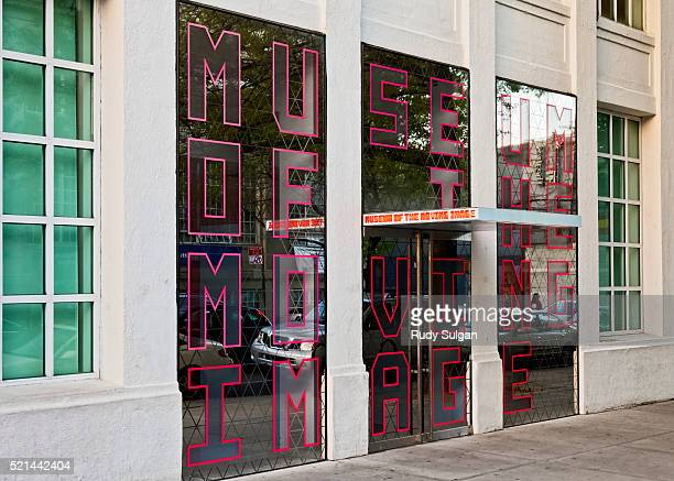 Museum of the Moving Image in Queens, New York