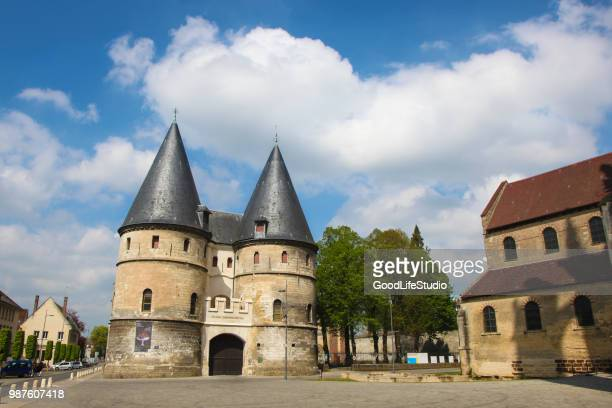 museum of the oise department in beauvais - oise stock photos and pictures