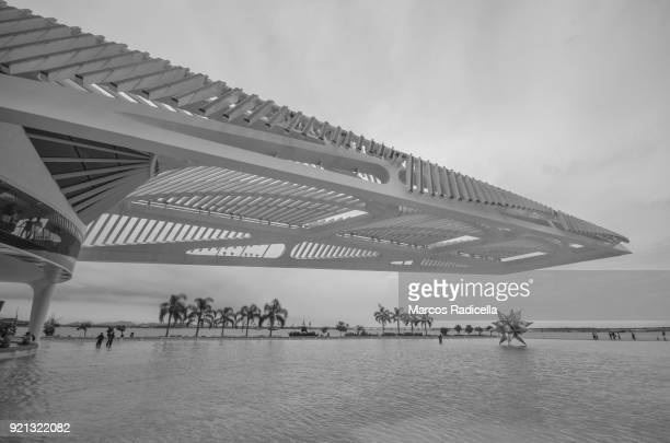 museum of tomorrow, rio de janeiro - radicella stock photos and pictures