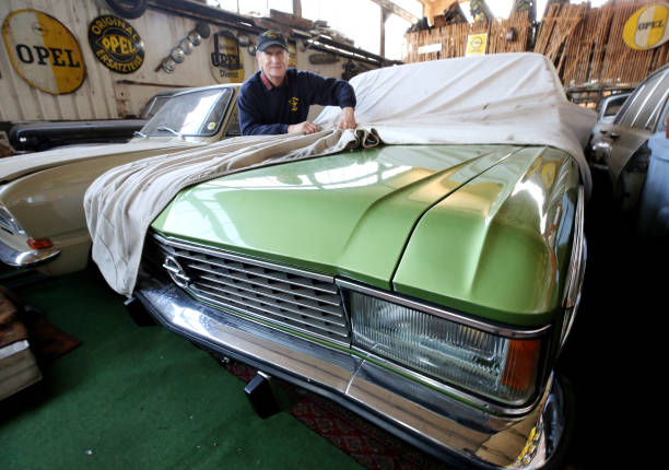 opel museum in herne pictures | getty images