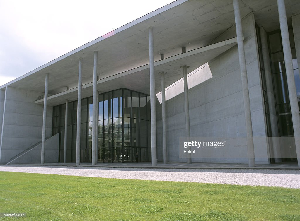 Museum Pinakothek der Moderne, Munich, Bavaria, Germany : Photo