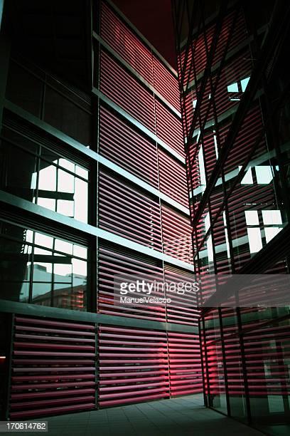 museum reina sofia, madrid - museo nacional centro de arte reina sofia stock pictures, royalty-free photos & images