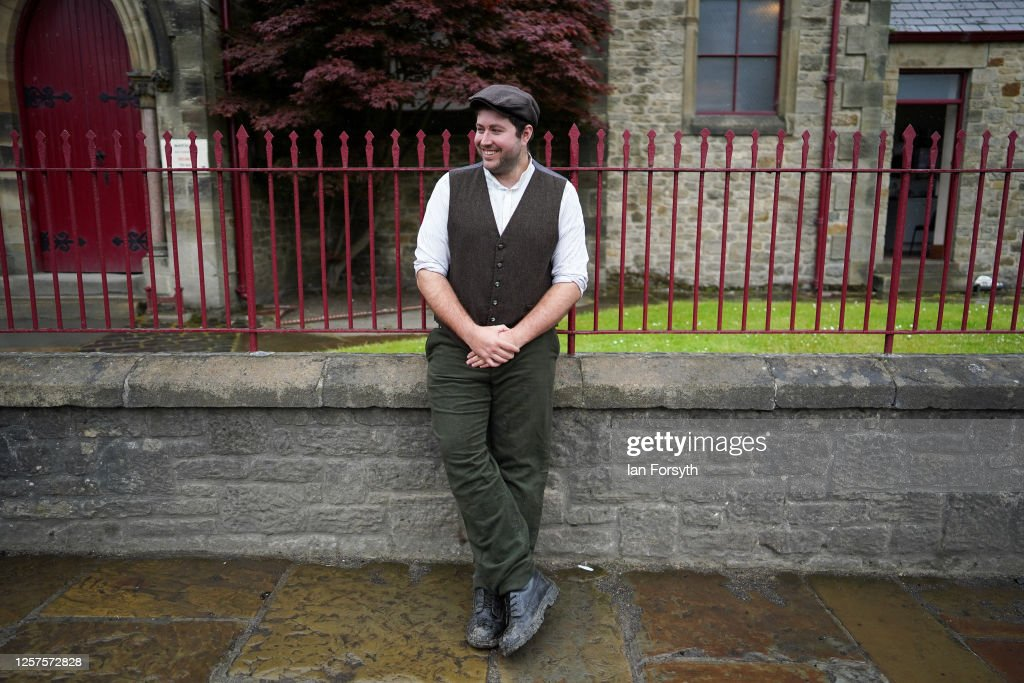 The Beamish Museum Prepares To Re-open Its Doors To The Public : News Photo