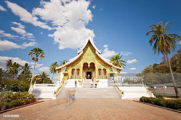 Museum-Tempel In Luang Prabang, Laos