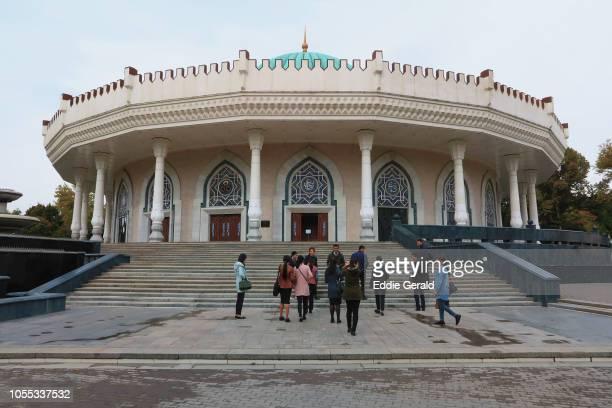 Museums in Tashkent
