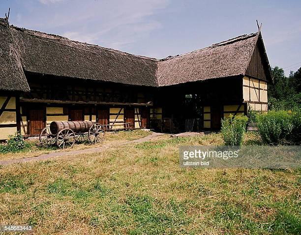 Museumsdorf Lehde : Bauernhaus- 1991