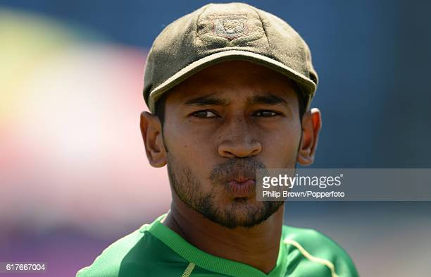 Mushfiqur Rahim after England won the first test match between Bangladesh and England at Zohur Ahmed Chowdhury Stadium on October 24 2016 in...