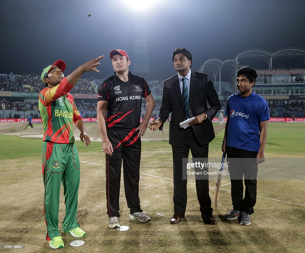 Bangladesh v Hong Kong - ICC World Twenty20 Bangladesh 2014