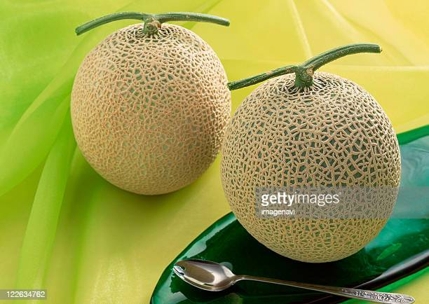 mushmelon - muskmelon stock pictures, royalty-free photos & images