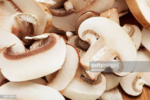 mushroom - pared stock pictures, royalty-free photos & images