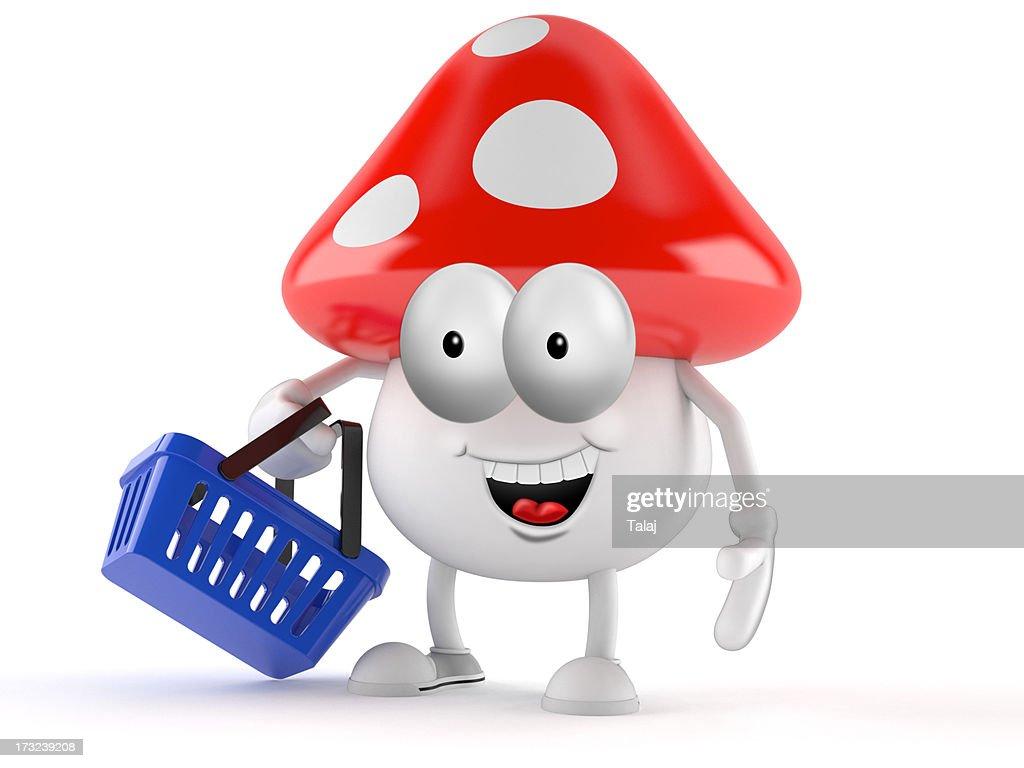 Mushroom : Stockfoto