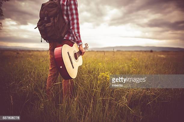 音楽と 自然観