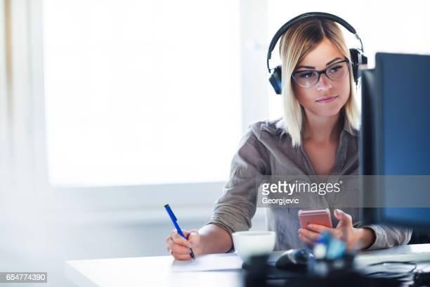 Musique et de travail