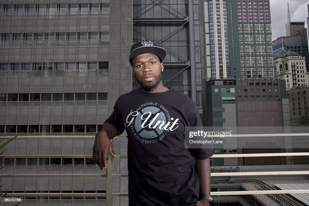 Music Artist 50 Cent poses for a photo on September 22, 2009 in New York City.