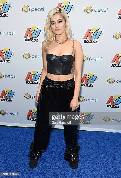 Music artist Bebe Rexha attends 1035 KTU's KTUphoria 2016 presented by Aruba at Nikon at Jones Beach Theater on June 4 2016 in Wantagh NY
