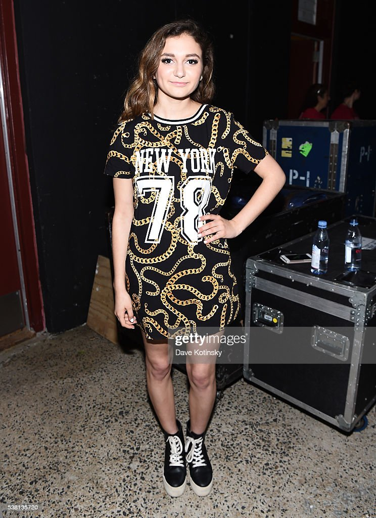 Music artist Daya poses backstage during 103.5 KTU's KTUphoria 2016 presented by Aruba, at Nikon at Jones Beach Theater on June 4, 2016 in Wantagh, NY.