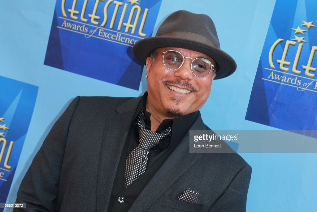 Music artist Howard Hewett attends the Celestial Awards Of Excellence at Alex Theatre on May 25, 2017 in Glendale, California.