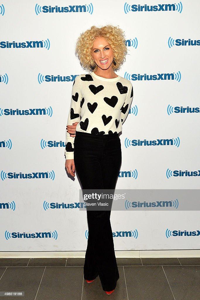 Celebrities Visit SiriusXM Studios - November 23, 2015