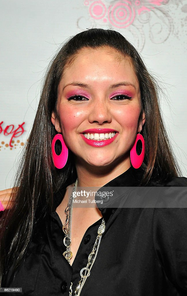 Music artist Marisol of the group The Stunners arrives at theBaby & Tween Celebration trade show held at the Los Angeles Convention Center on April 25, 2009 in Los Angeles, California.
