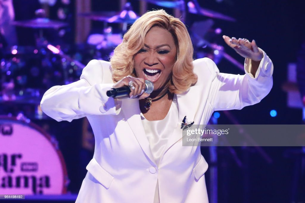 Music artist Patti LaBelle performs during VH1's 3rd Annual 'Dear Mama: A Love Letter To Moms' - Inside Show at The Theatre at Ace Hotel on May 3, 2018 in Los Angeles, California.