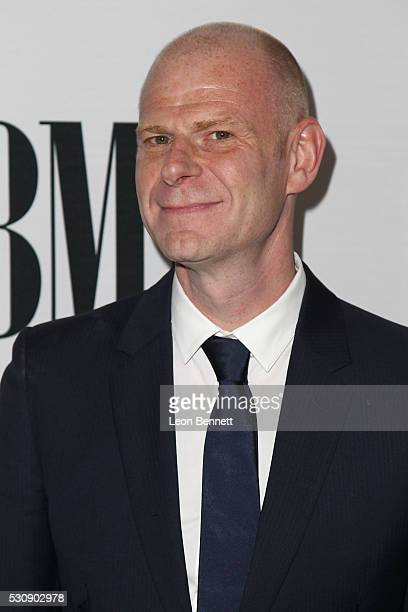 Music artist Tom Holkenborg of Junkie XL attends BMI 2016 Film And TV Music Awards Arrivals at the Beverly Wilshire Four Seasons Hotel on May 11 2016...