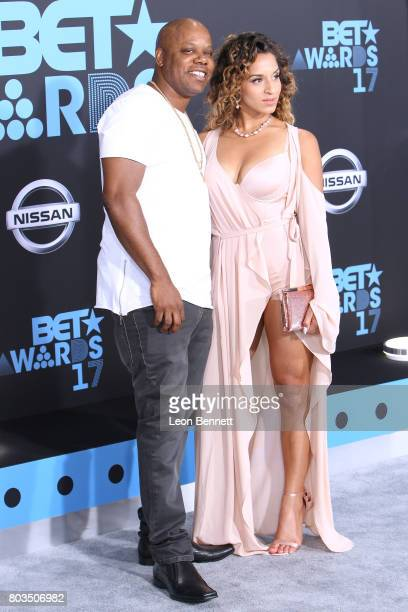 Music artist Too Short arrives at the 2017 BET Awards at Microsoft Theater on June 25 2017 in Los Angeles California