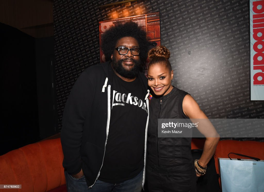 Janet Jackson Barclays After Party