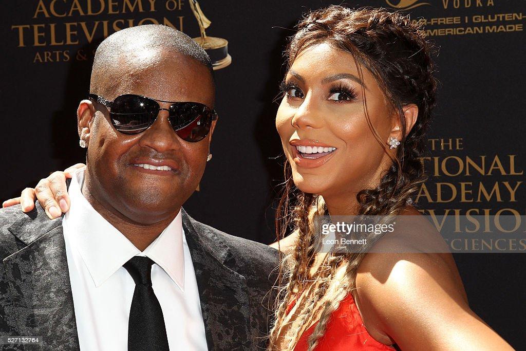 2016 Daytime Emmy Awards - Arrivals : News Photo