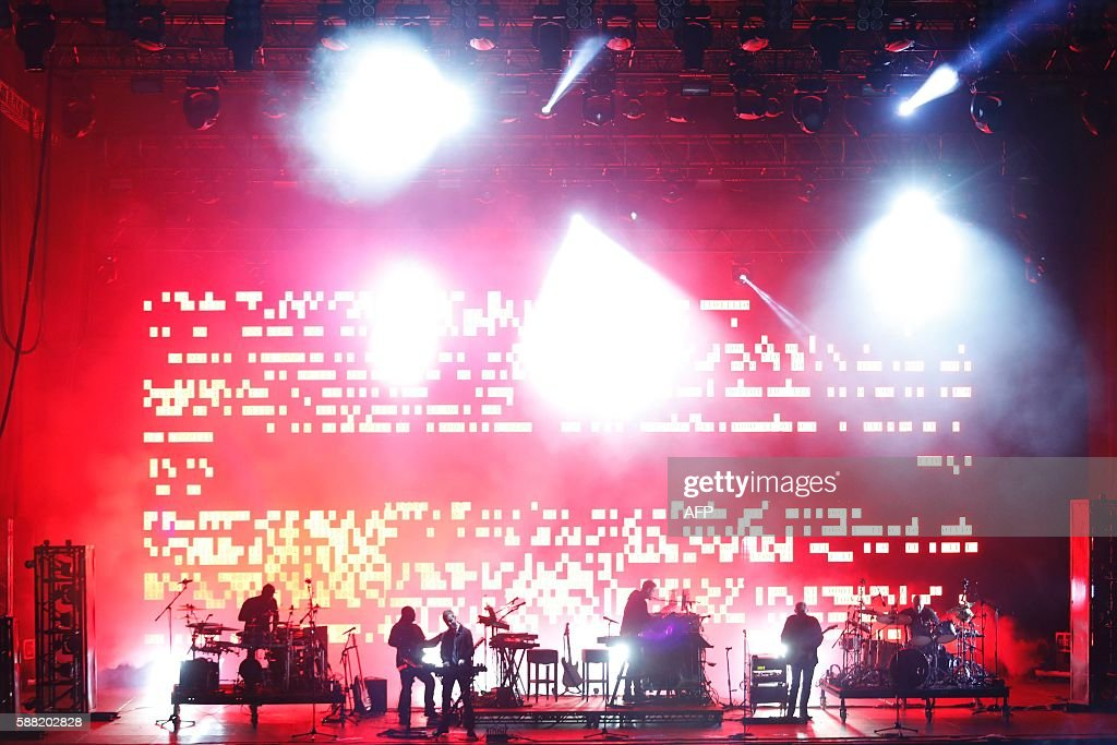 NORWAY-MUSIC-FESTIVAL : News Photo