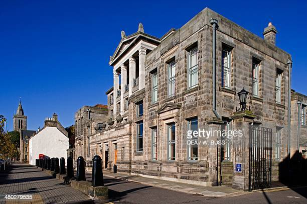 Music Centre Younger Hall University of Saint Andrews Scotland United Kingdom