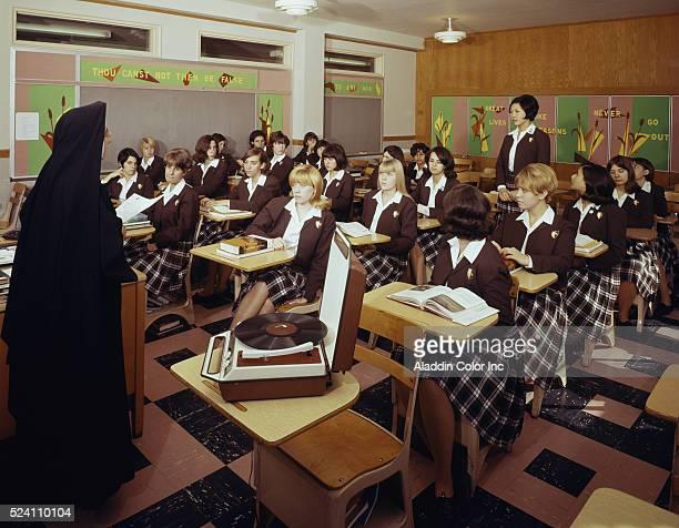 Music Class at St John Villa Academy