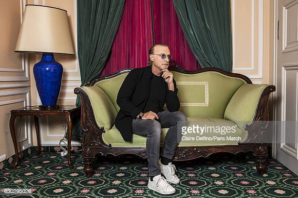 Music composer Michel Cretu is photographed for Paris Match on November 28 2016 in Munich Germany
