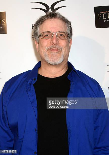 Music composer Steve Bernstein attends the 'Pernicious' premiere at Arena Cinema Hollywood on June 19 2015 in Hollywood California