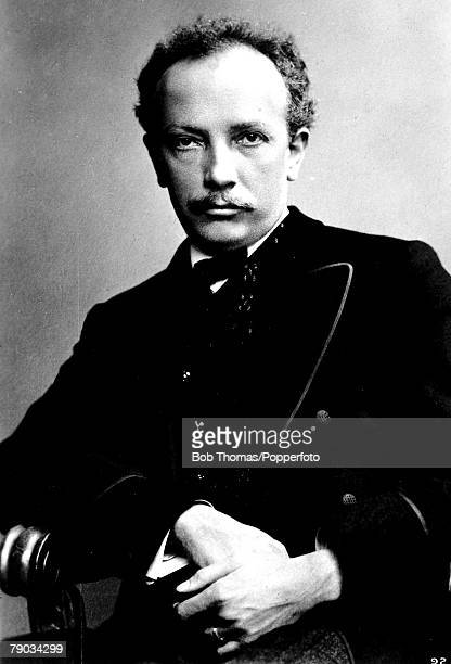 Music/ Composers, Richard Strauss, German composer,