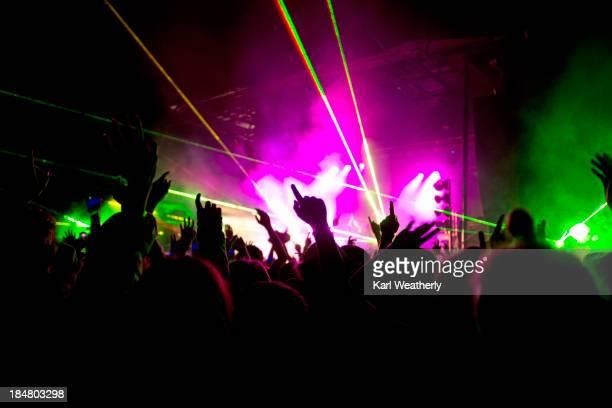 music concert festival - ポップコンサート ストックフォトと画像