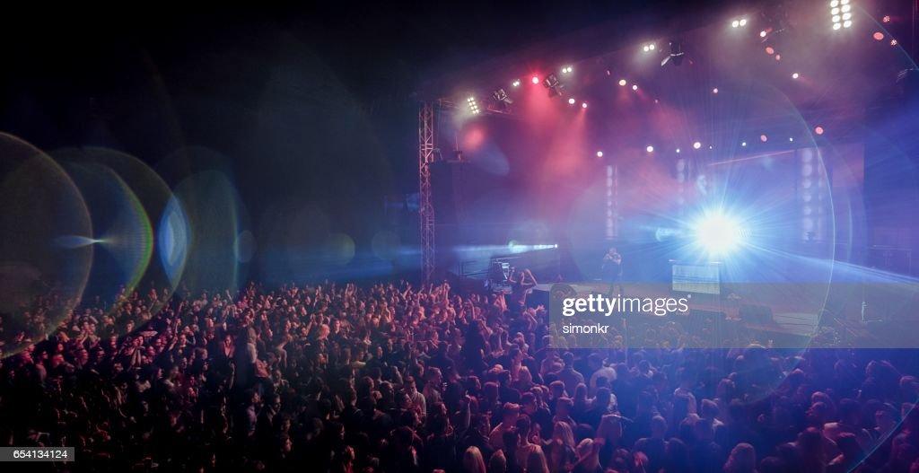 Musik-Konzert  : Stock-Foto