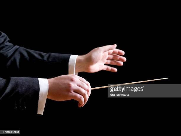 Chef d'orchestre de musique